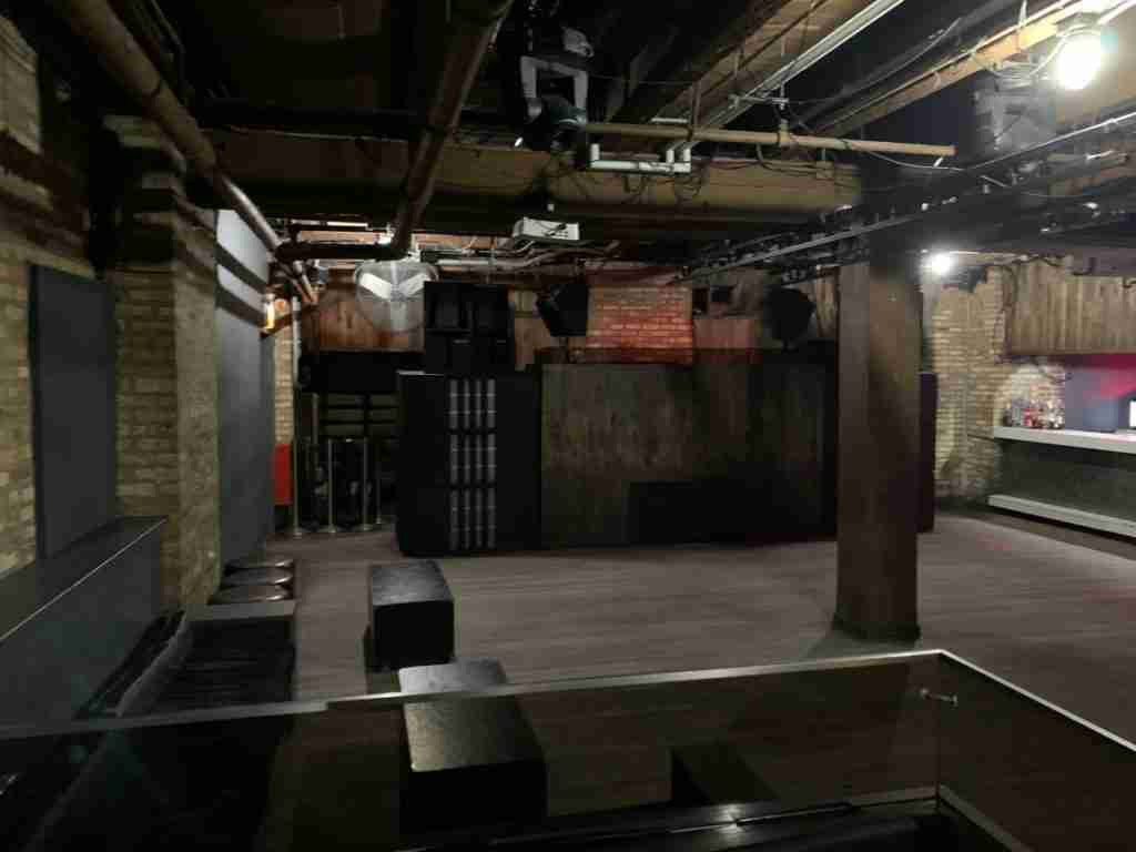 Historic Nightclub in River North Entertainment District