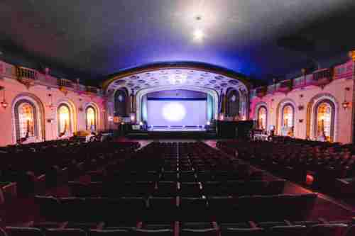 Patio Theater – Available for Rent for Special Events and Live Performances!