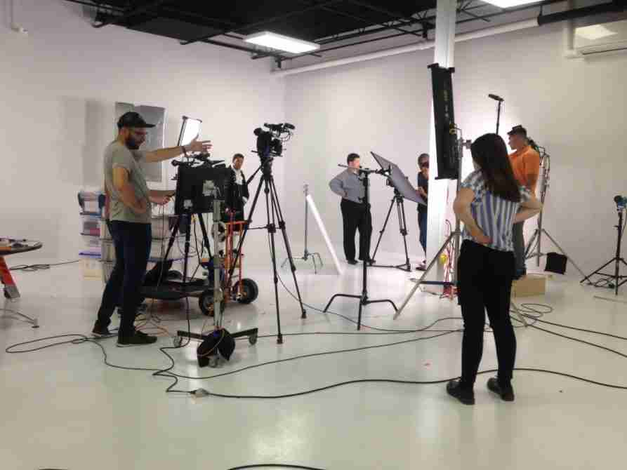 another age studio video and filming in boston