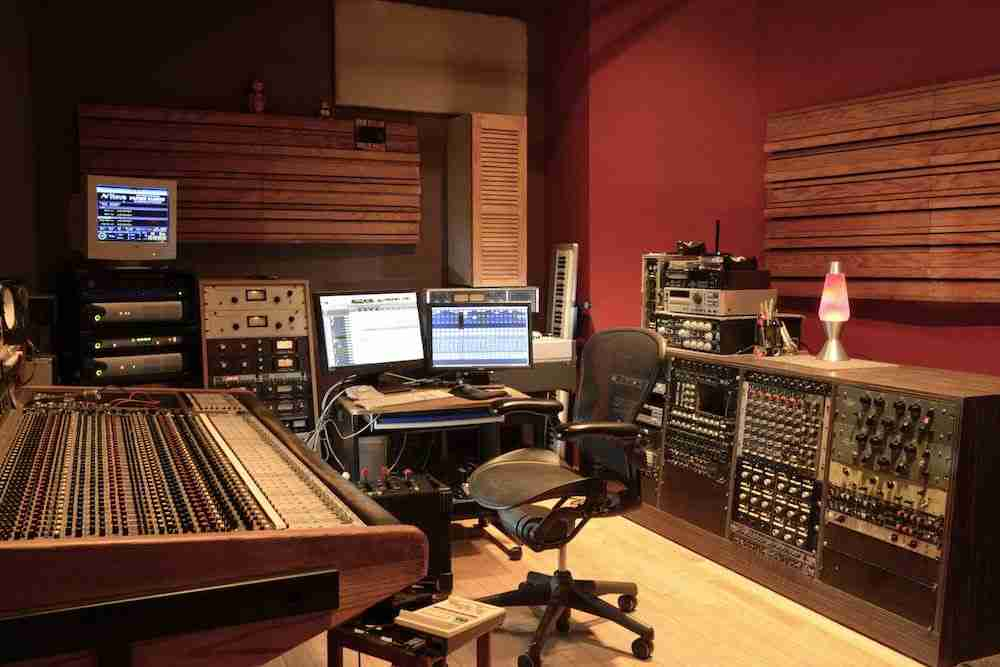 recording studio in nyc for artists and bands