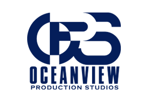oceanview production studios and cinespot logo